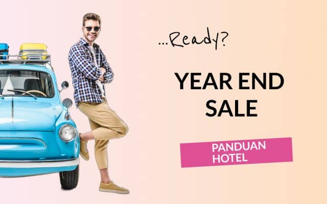 Panduan Hotel – Year End Sale 2020